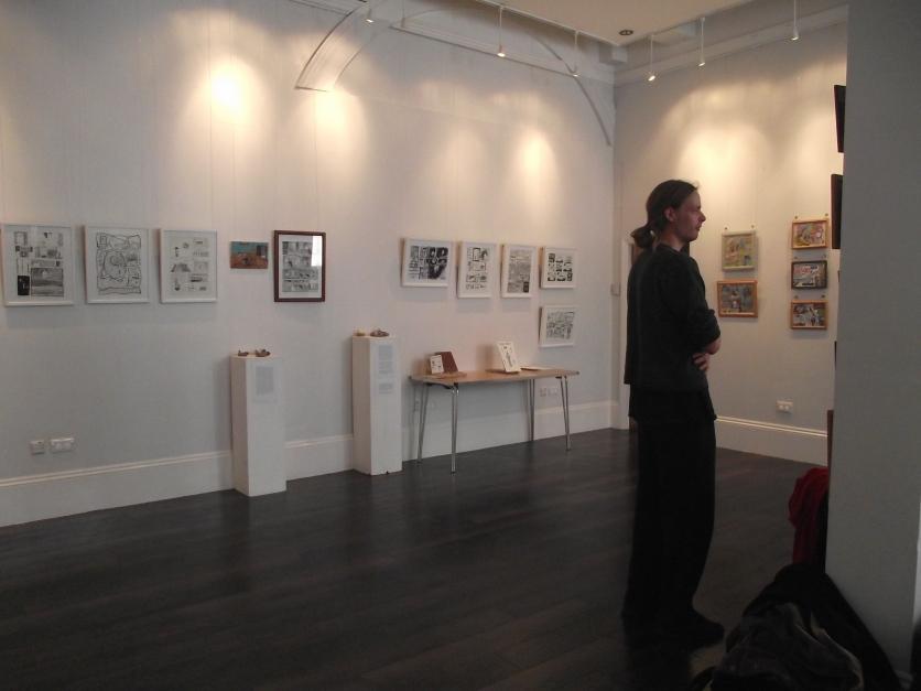 'Under Pressure' Exhibition