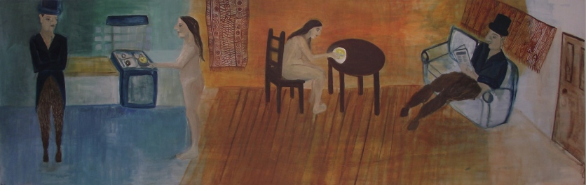 'Dinner With a Stranger' 2011